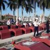 Tổ chức cho học sinh thăm viếng nghĩa trang liệt sĩ huyện Tân Hiệp